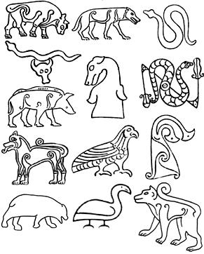 Arti Dan Makna 10 Simbol Hewan Animal Planet