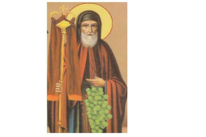 20. Baba Dimitri atau Abba Demetrius; Patriarch of Alexandria