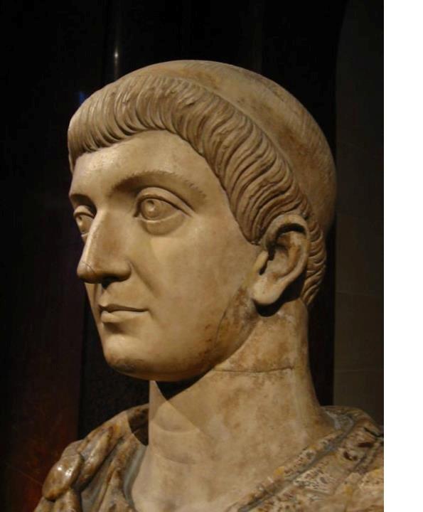 3. Constantine Caesar